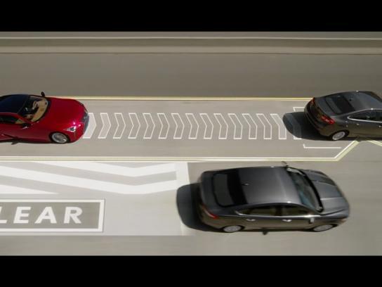 Lexus Film Ad - Lane Valet