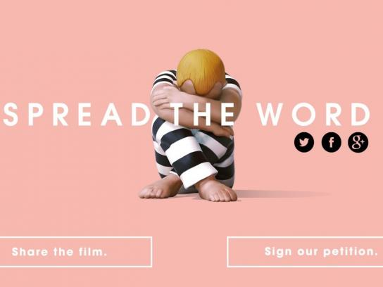 Project Literacy Digital Ad -  The Alphabet of Illiteracy