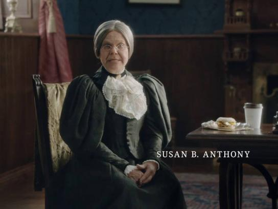Chick-fil-A Film Ad - Susan B Anthony