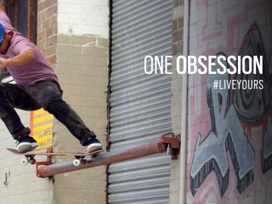 Oakley Digital Ad -  One obsession