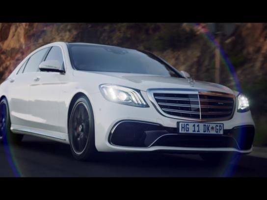 Mercedes Film Ad - Return to Chapman's Peak