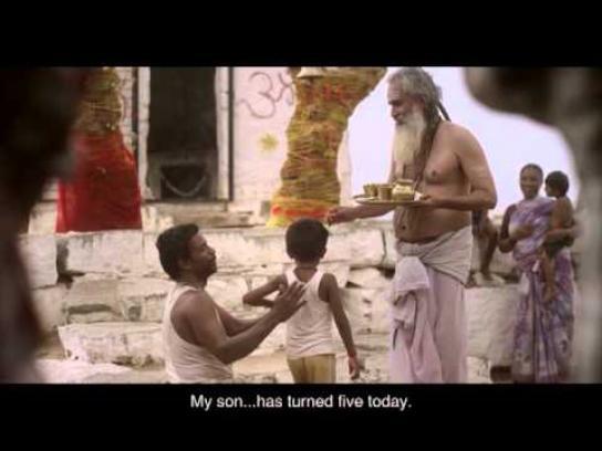 Lifebuoy Film Ad -  Help a child reach 5