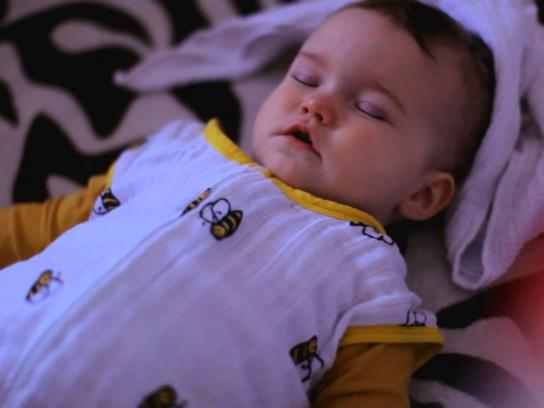 Philips Digital Ad -  Moms' tips for baby sleep