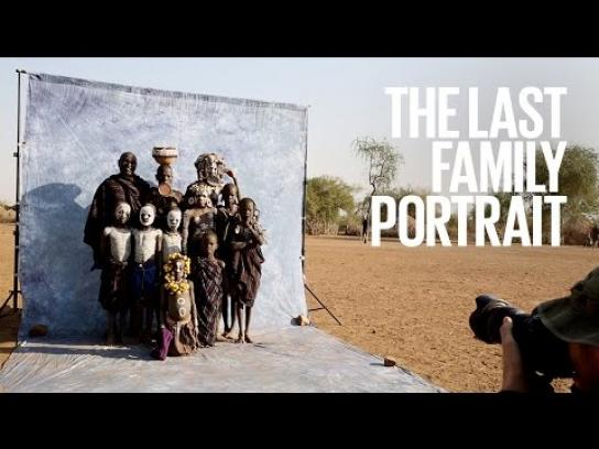 WATERisLIFE Print Ad -  The last family portrait