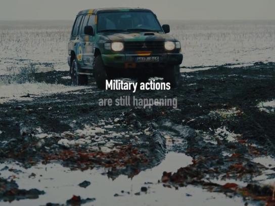 Uklon Taxi Experiential Ad - Wartaxi