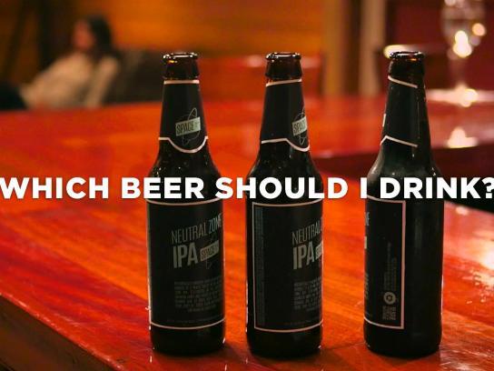 Seek Thermal Film Ad -  Beer
