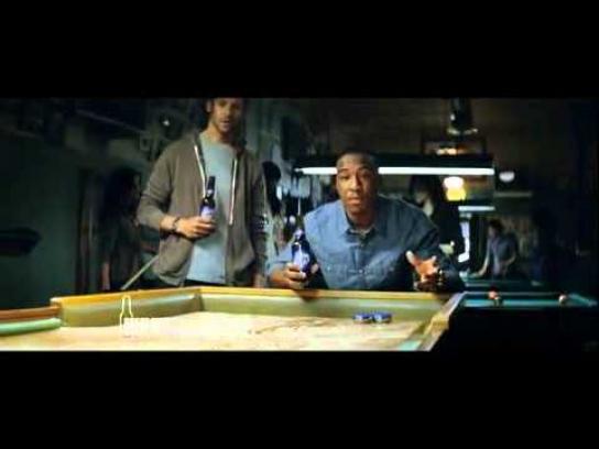 Miller Light Film Ad -  Best Man 3-Pointer