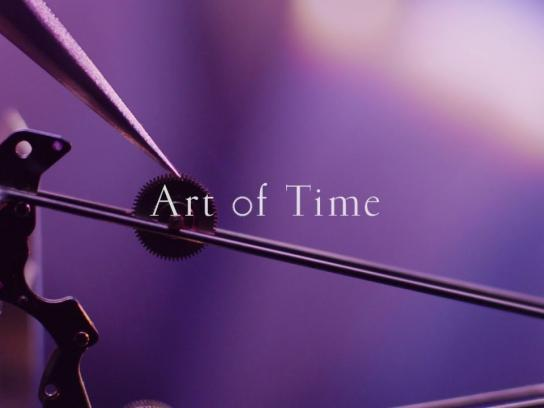 Seiko Film Ad -  Art of time