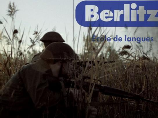Berlitz Film Ad - War
