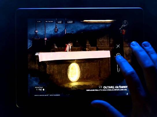 Wieliczka Salt Mine Digital Ad -  Wieliczka Miners' Route App