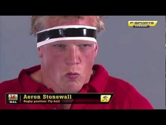 Fluke Film Ad -  Rugby