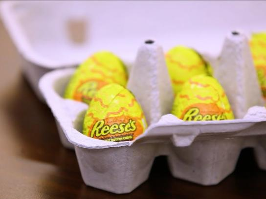 Reese's Film Ad - Not What You Eggs-pected: REESE'S Celebrates April Fools Early