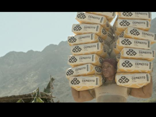 Cemento APU Film Ad -  Los APUS
