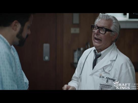 DraftKings Film Ad - Draftitis