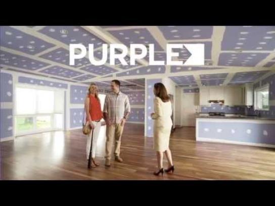 National Gypsum Film Ad - National Gypsum, PURPLE® Peel Back the Paint