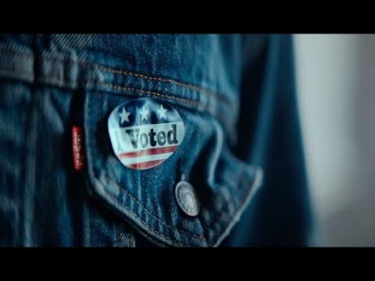 Levi's Film Ad - Use Your Vote