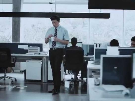 NTUC Film Ad -  Hug