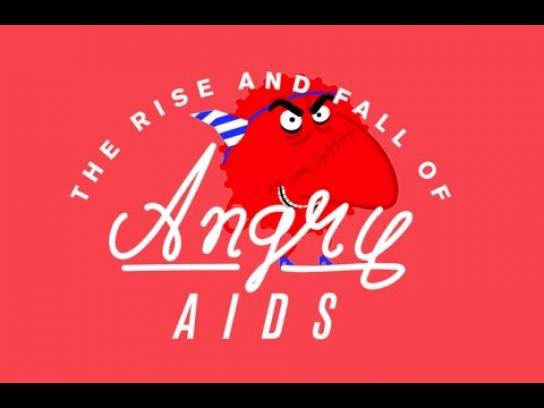 World AIDS Day Film Ad - Angry AIDS