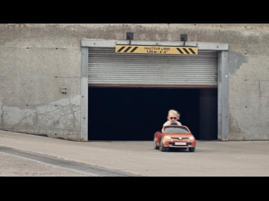 Renault Film Ad - Design