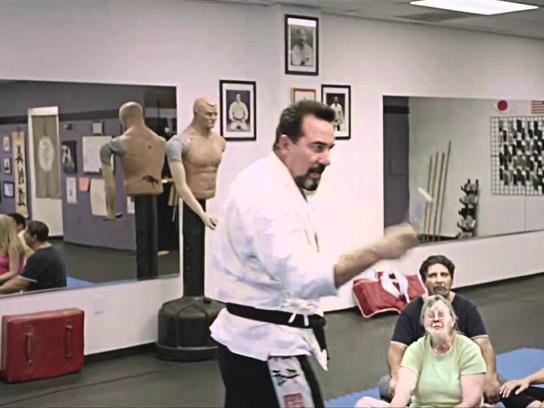 Boxer TV Film Ad -  Remote Control Combat, 2