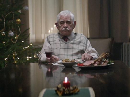 EDEKA Film Ad -  Dark Christmas