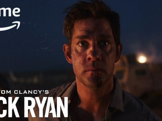 Amazon Film Ad - Tom Clancy's Jack Ryan