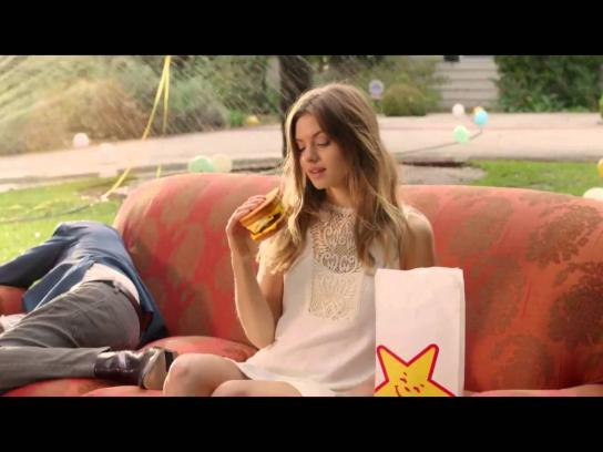 Carl's Jr. Film Ad -  Party