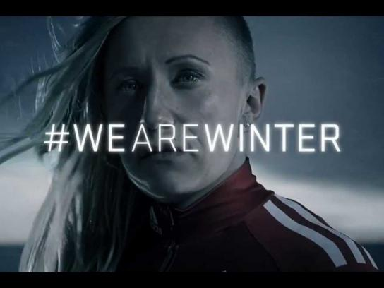 Canadian Olympic Committee Film Ad -  Crossroads - Kaillie