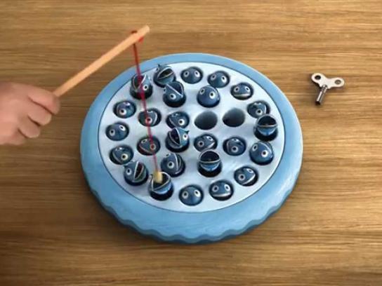 Followfish Film Ad -  Fishing game