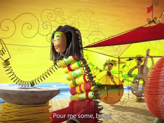 Redd's Film Ad -  Caribbean