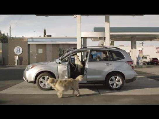 Subaru Film Ad -  Road Trip Convenience Store
