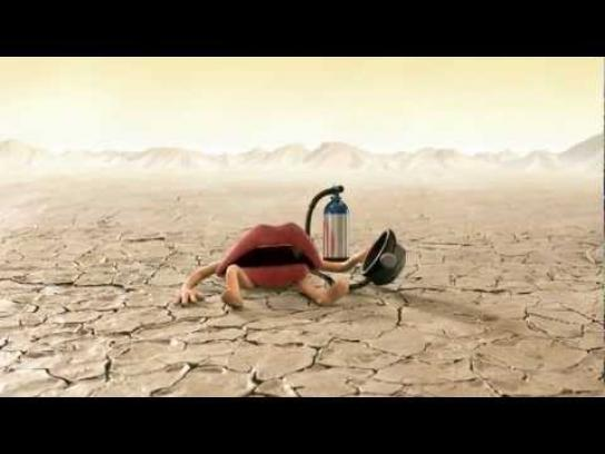 Otrivin Film Ad -  Desert