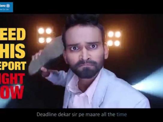 Allianz Digital Ad -  Maanta Nahi Anthem