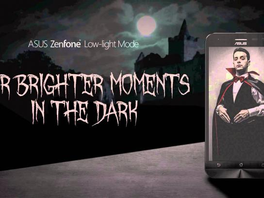 Asus Film Ad -  Halloween ZenFone series - Part 1