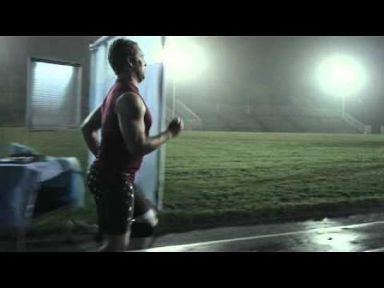 Canadian Paralympics Committee Film Ad -  Running (Unstoppable)