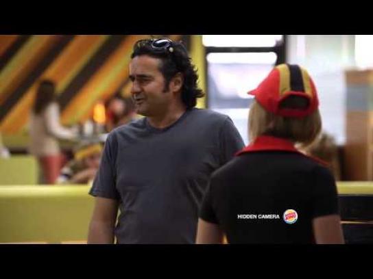 Burger King Film Ad -  Yumbo
