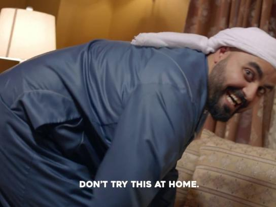 Wavo Film Ad - Airbag Prank