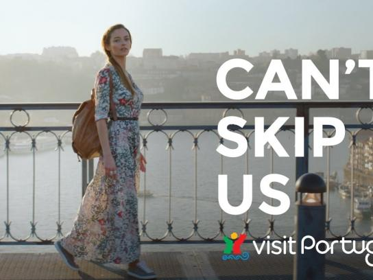 Turismo de Portugal Film Ad - Can't Skip Inspiration
