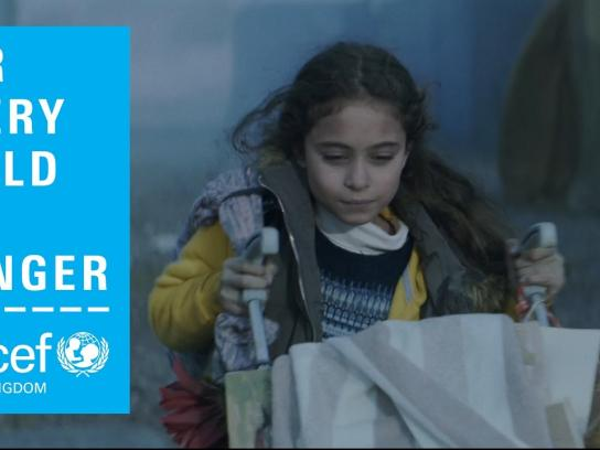 Unicef Film Ad - It begins with a blanket