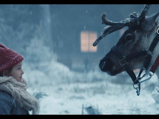 føtex Film Ad - Rollo the Reindeer