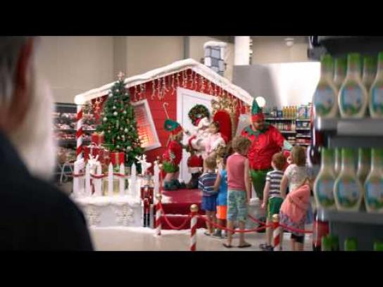 New World Film Ad -  It must be Christmas