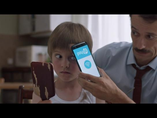 Paylib Film Ad - The Simple Gesture That Rules Everything