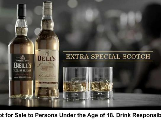 Bell's Whisky Film Ad -  The Reader