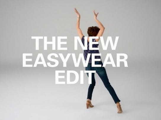 Harris Scarfe Film Ad - The New Easy Wear Edit