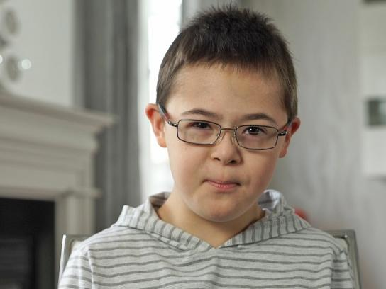 Canadian Down Syndrome Society Digital Ad - Down syndrome answers, 3