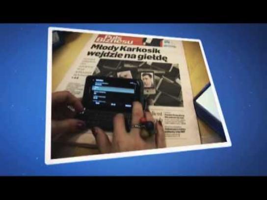 Nokia Print Ad -  One small ad