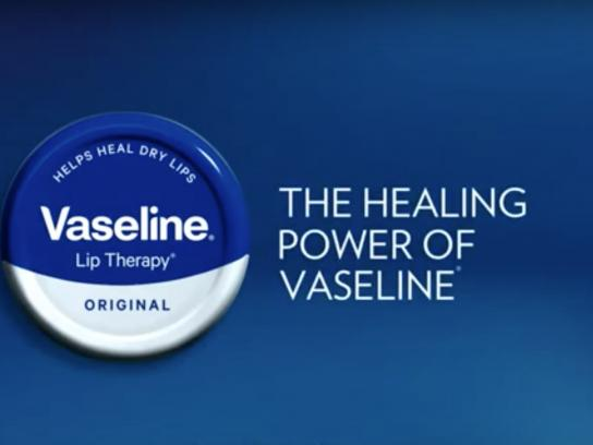 Vaseline Outdoor Ad -  Healing power