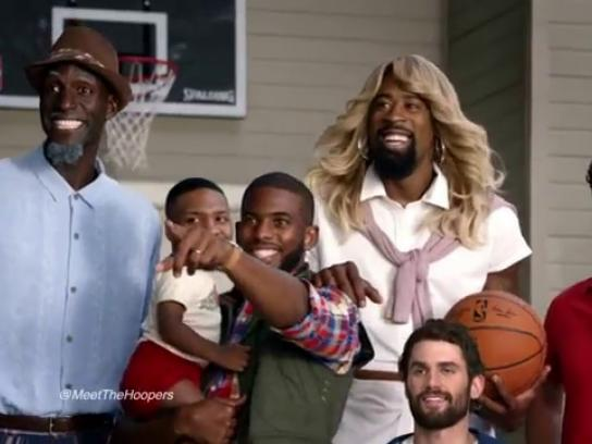 State Farm Film Ad -  Meet the Hoopers