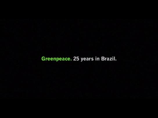 Greenpeace Film Ad - Happy Birthday