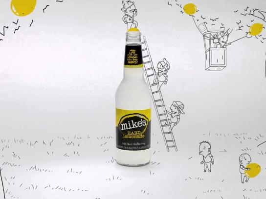 Mike's Hard Lemonade Film Ad -  The Mike's Quality
